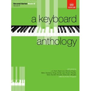 A Keyboard Anthology<br>2nd Series, Book 4</br>