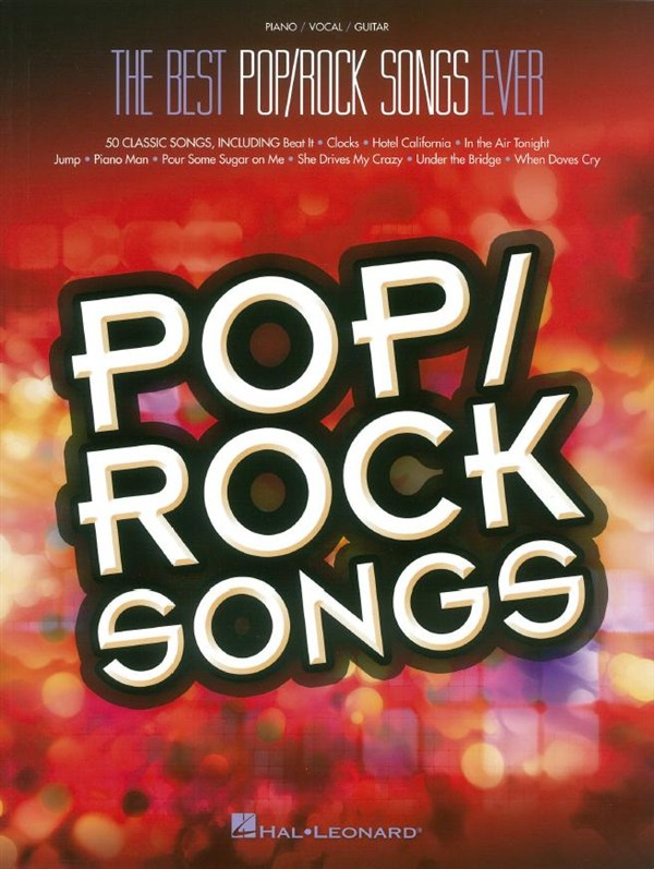 Best Pop Rock Songs Ever