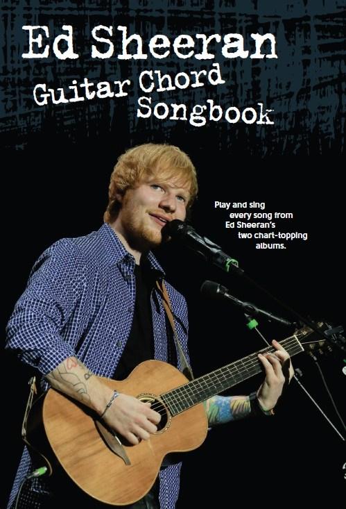 Ed Sheeran - Guitar Chord Songbook