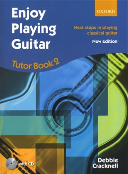 Enjoy Playing The Guitar Book 2