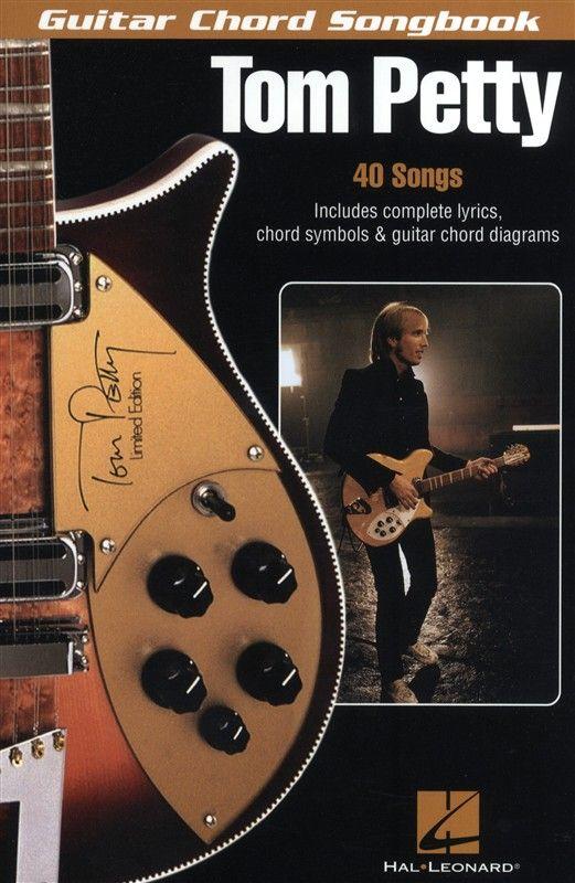 Guitar Chord Songbook - Tom Petty