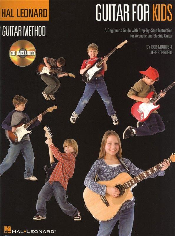 hal leonard guitar method guitar for kids book 1. Black Bedroom Furniture Sets. Home Design Ideas