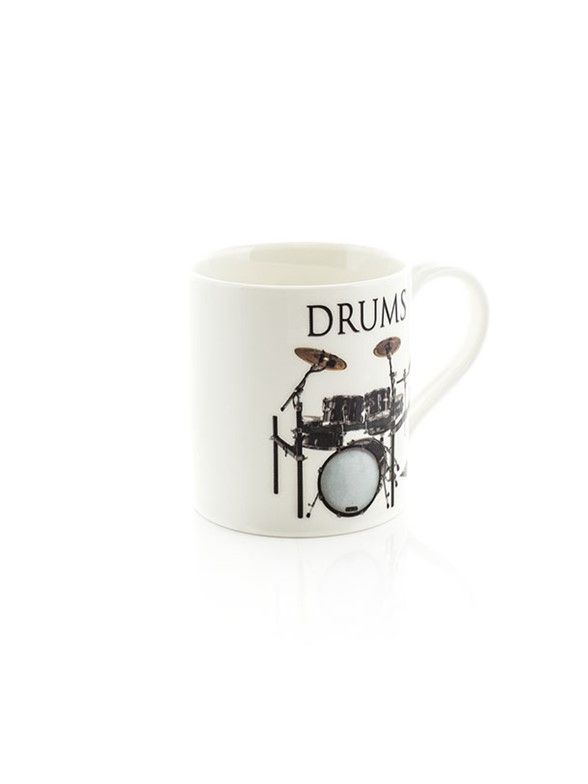 Drums Drum Kit Music Gift Mug