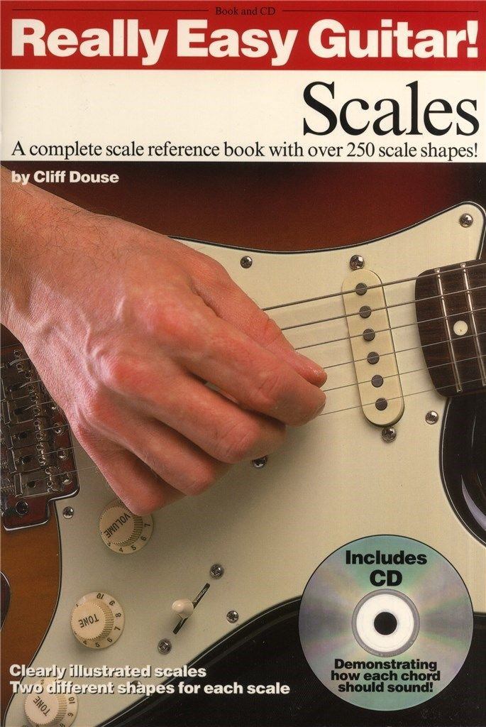 Really Easy Guitar Scales