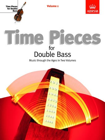 Time Pieces for Double Bass Vol 1