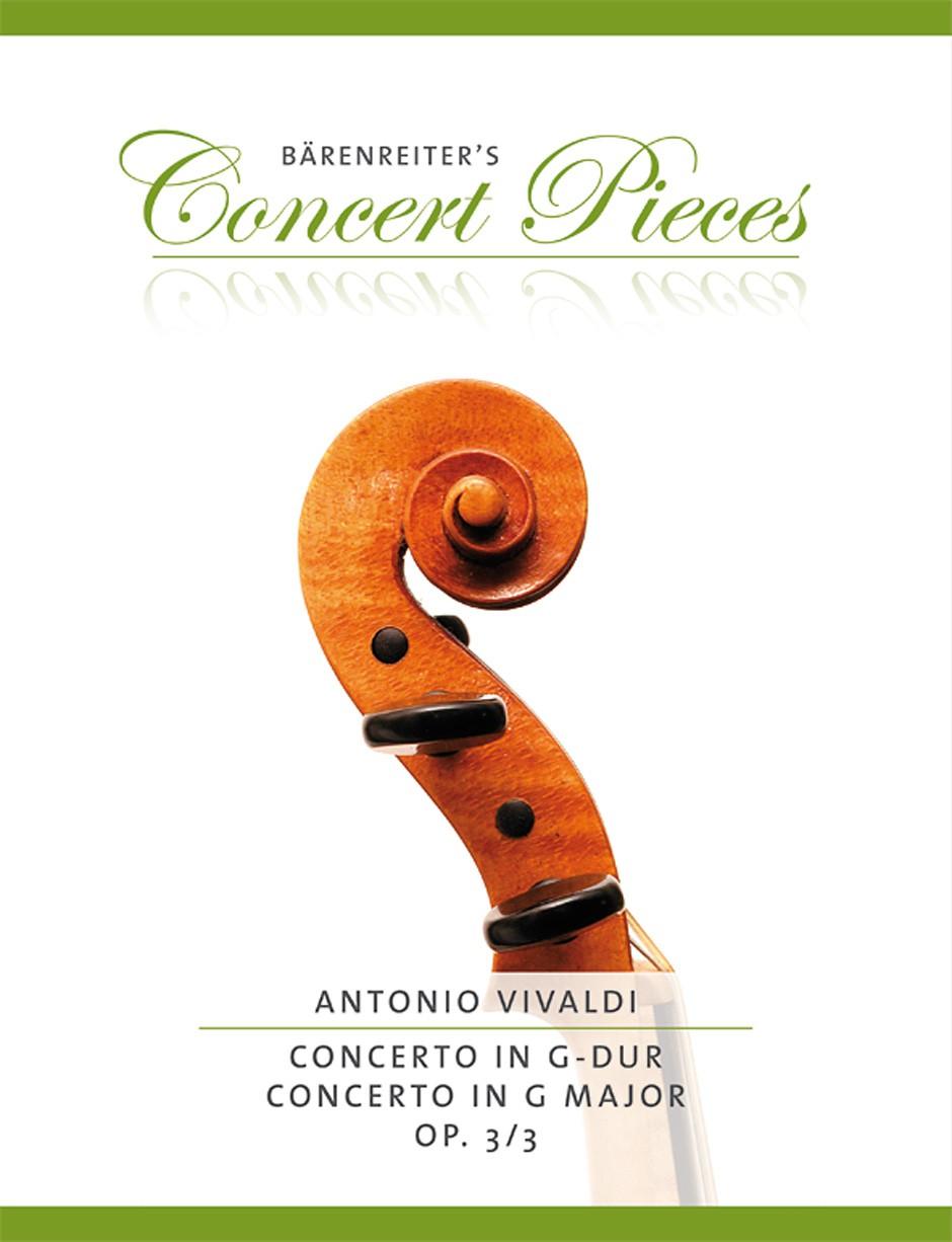 Vivaldi Violin Concerto in G Major
